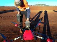 Drone applications make light work of tough jobs in Bundaberg