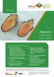 Pink rot fact sheet