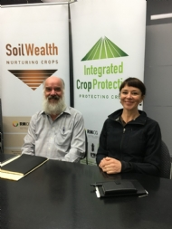 Managing pesticide resistance in vegetable crops with Dr Paul Horne