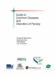 Guide to Common Diseases and Disorders of Parsley