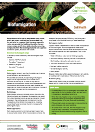 Biofumigation