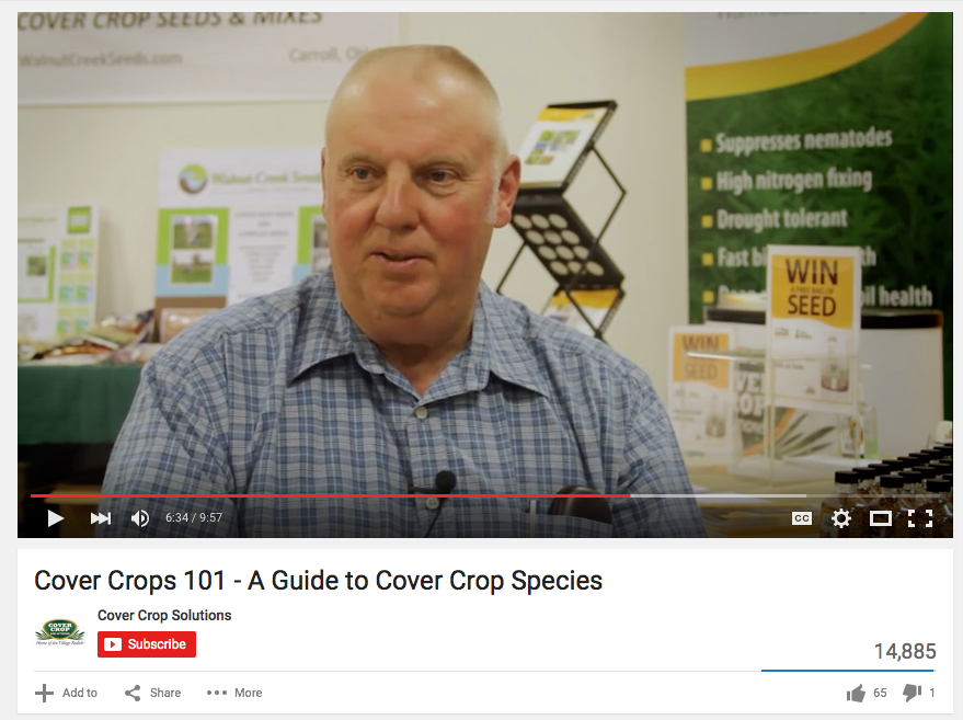 Cover Crop Solutions Videos