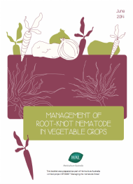 Management of Root-Knot Nematode in Vegetable Crops