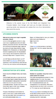 Fortnightly Bulletin Issue 2