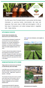 Fortnightly Bulletin Issue 5