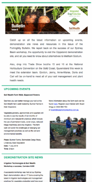 Fortnightly Bulletin Issue 8
