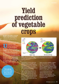 Update from the Precision Agriculture Research Group