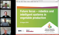 Future focus – robotics and intelligent systems in Australian vegetable production systems