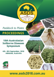 RD&E prioritisation of soilborne diseases affecting Australian vegetable crops