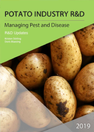 Potato Industry R&D Updates - Managing Pest and Disease