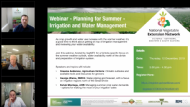 Planning for Summer - Irrigation and Water Management