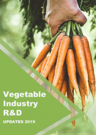 Vegetable Industry R&D Updates 2019