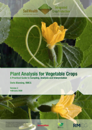 Plant Analysis for Vegetable Crops - A Practical Guide to Sampling, Analysis and Interpretation