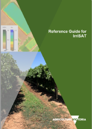 Reference Guide for IrriSAT
