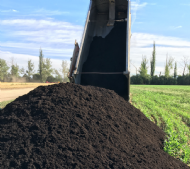 Recycled organics compost for vegetable growers