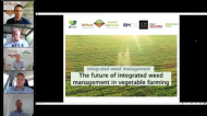 Integrated weed management (Webinar 3 of 3): The future of integrated weed management in vegetable farming