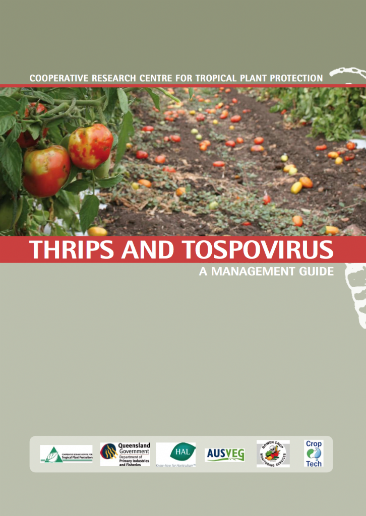 Thrips and tospovirus: a management guide