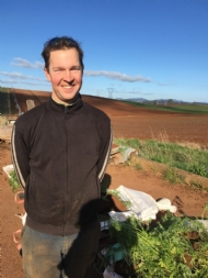 Yuri Wolfert: Tasmanian cover crop trial update