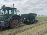 Ag-tech trial turns up the heat on weeds